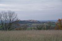 Castelnau de Montmirail depuis Au Causse