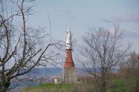La Vierge Blanche de Castelnau de Montmirail