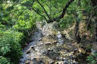 Le ruisseau du Sant