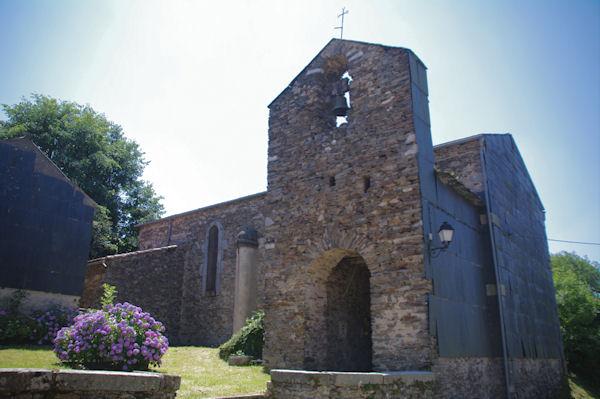 L_église des escudiès