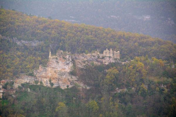 Le château de Penne