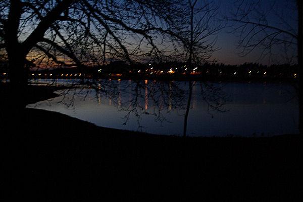 Le Lac de St Ferréol