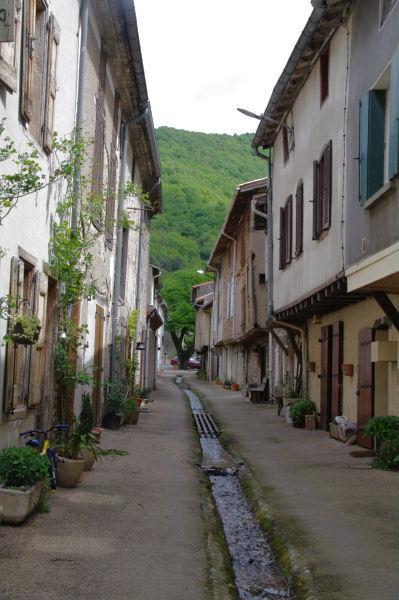 Rue des Récureurs à Durdort