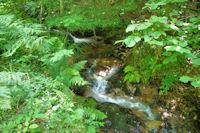 Les dernières cascades du Mouscaillou