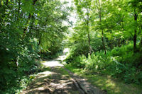 Apres La Blancarie, a l'entree du vallon du Mouscaillou