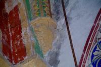 Une chimere dans l'eglise de Puycelci
