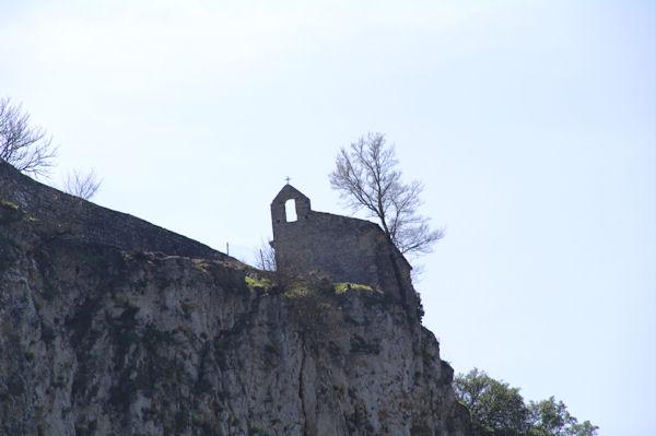 La chapelle St Roch de Puycelci