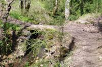 Le petit pont sur l'Audoulou