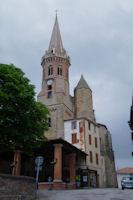 L'eglise de Puylaurens