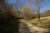 Au depart de la vallee de la Sauziere