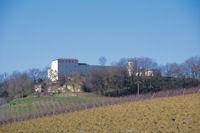 Le chateau de Salettes
