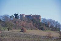 Le chateau de Mauriac