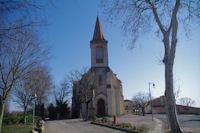 L'eglise de Senouillac