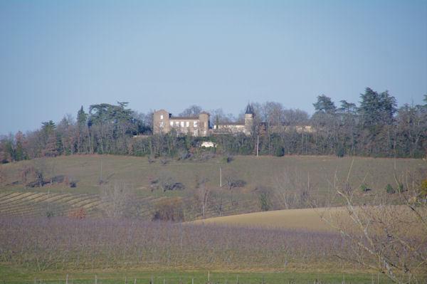 Le château de La Bonnette