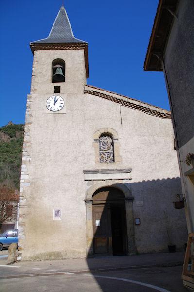 L_église de Durfort
