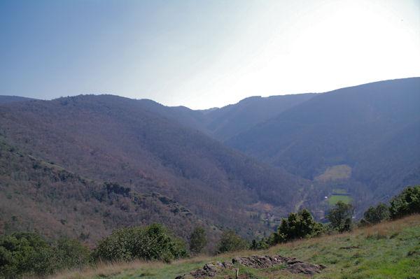 La vallée du Sor
