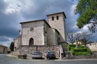 L_église de St Beauzile