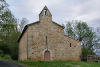 La chapelle de Cabanes