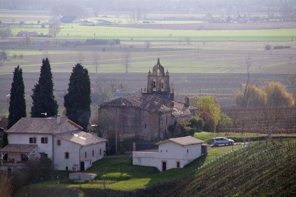 L_église de St Salvy de Coutens