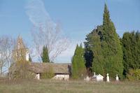 L'eglise de St Etienne de Vionan
