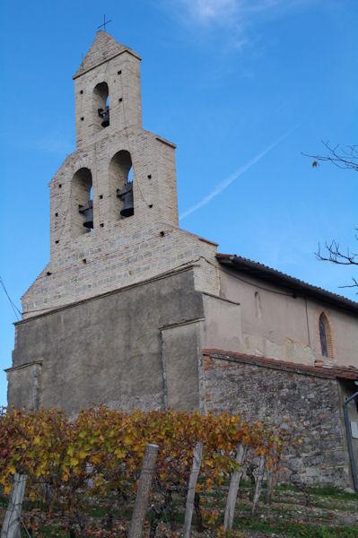 L_église de Montegut