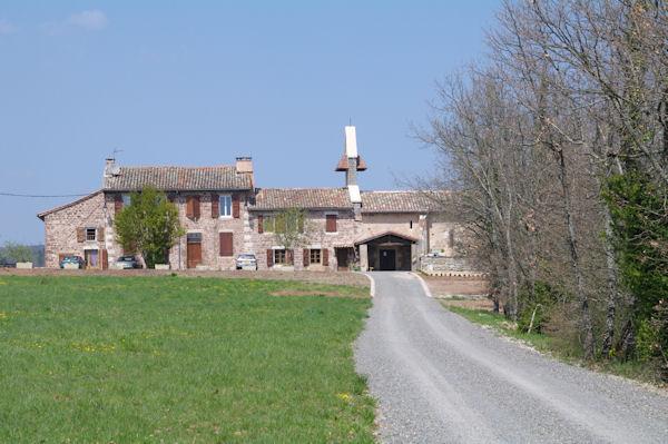 L_église Ste Cécile