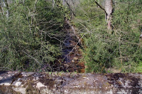 Le ruisseau du Rô Oriental