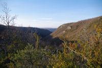 La vallee de Laussiere