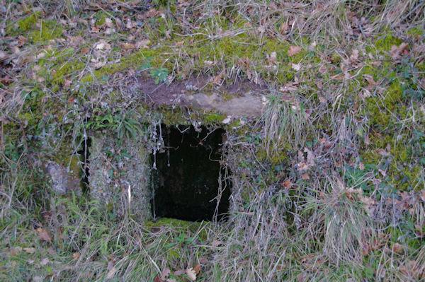 Une petite source sur la D91