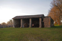 Jolie grange a Vaour