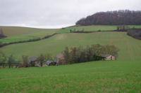Les vallons de la Vernière et du Rieunègre