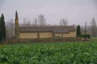 L'eglise de Brugnac