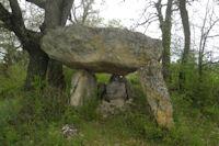 Le dolmen de St Paul