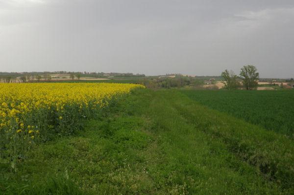 Entre La Brugue et Clairou