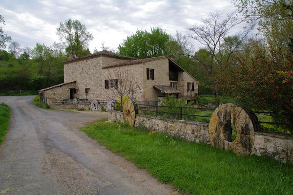 Le moulin de Gassard