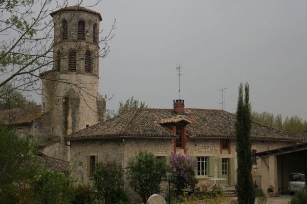 L_église de Vieux