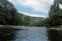 L'Aveyron au Saut du Loup