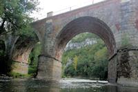 Le Pont routier de Brousses