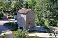 Un moulin a Caillol