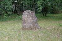 Un Menhir a Bartalbenque