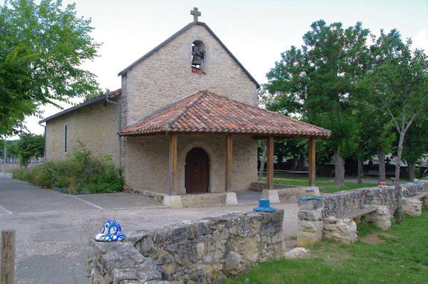 La chapelle Notre Dame de l_Ormeau à Sepfonds