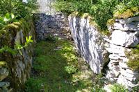 Le dolmen de Bouysset