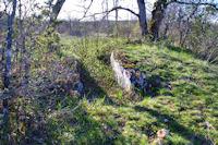 Le dolmen d'Al Pech