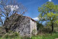 Une maison ruinée à Canelle