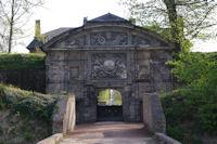 La porte Ouest de la Citadelle