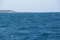 La Pointe des Corbeaux a l'Ile d'Yeu et la Tourelle des Corbeaux