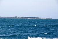 La Pointe des Corbeaux a l'Ile d'Yeu et le Phare des Corbeaux