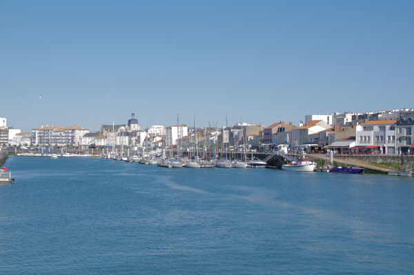 Le Port des Sables d_Olonnes