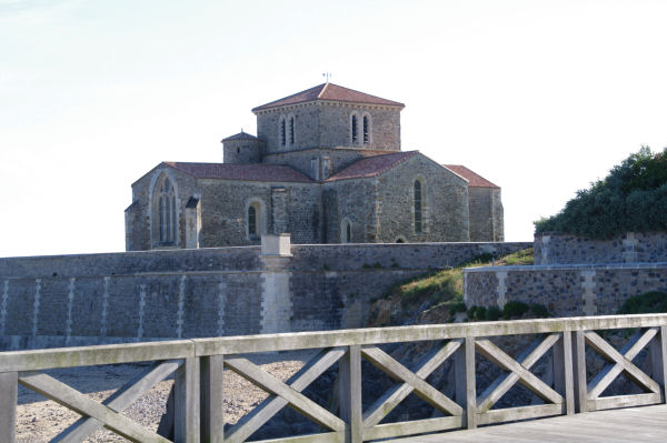 La Chapelle du Fort St Nicolas aux Sables d_Olonne