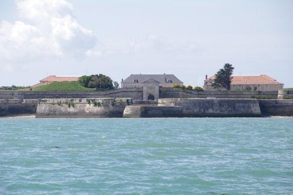La Citadelle et le pénitencier de St Martin de Ré
